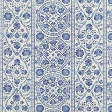 Porcelain Ethnic Decorator Fabric by Brunschwig & Fils