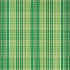 Kiwi Plaid Decorator Fabric by Brunschwig & Fils