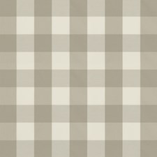 Gray Plaid Decorator Fabric by Brunschwig & Fils