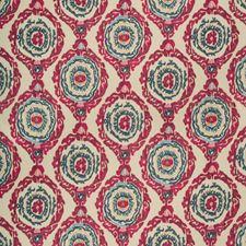 Jewel Ikat Decorator Fabric by Brunschwig & Fils