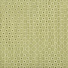 Celery Geometric Decorator Fabric by Brunschwig & Fils