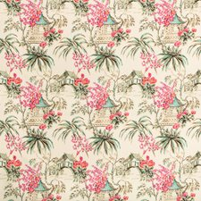 Peony Asian Decorator Fabric by Brunschwig & Fils