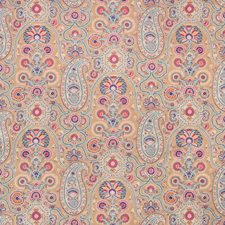 Jewel Paisley Decorator Fabric by Brunschwig & Fils