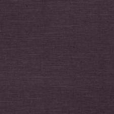Aubergine Solid Decorator Fabric by Trend