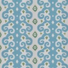 Seaglass Global Decorator Fabric by Stroheim