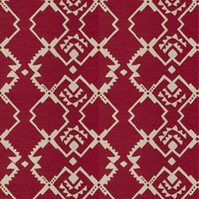 Ruby Global Decorator Fabric by Stroheim