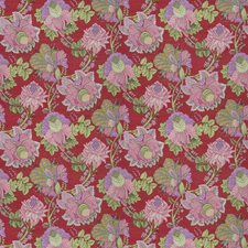 Berry Floral Decorator Fabric by Stroheim