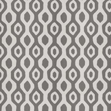 Grey Diamond Decorator Fabric by Stroheim