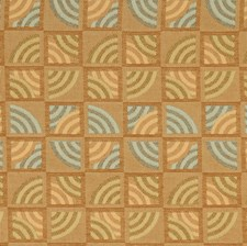 Verdi Geometric Decorator Fabric by S. Harris