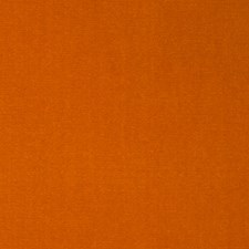 Tangerine Solid Decorator Fabric by S. Harris