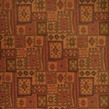 Sunset Global Decorator Fabric by S. Harris