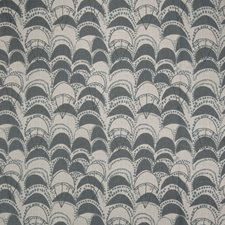 Lagoon Geometric Decorator Fabric by S. Harris