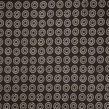 Coffee Global Decorator Fabric by S. Harris