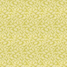Citrine Floral Decorator Fabric by S. Harris