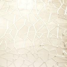 Snow On Straw Geometric Decorator Fabric by S. Harris