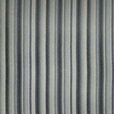 Slate Stripes Decorator Fabric by S. Harris