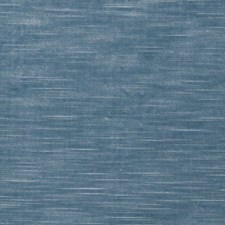 Blue Solid Decorator Fabric by Trend