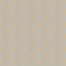 Citrine Embroidery Decorator Fabric by Trend