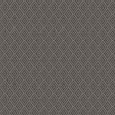 Black Diamond Decorator Fabric by Trend