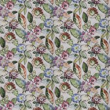 Tropical Floral Decorator Fabric by Vervain
