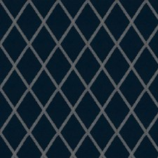 Midnight Embroidery Decorator Fabric by Trend