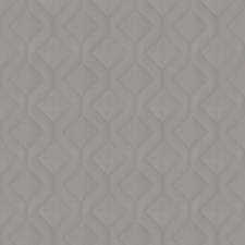 Chrome Geometric Decorator Fabric by Fabricut