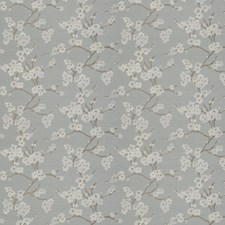 Sky Floral Decorator Fabric by Fabricut