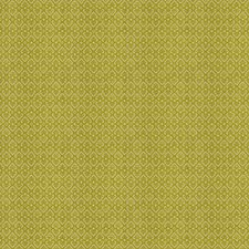 Citrine Print Pattern Decorator Fabric by Vervain