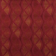 Merlot Scroll Decorator Fabric by Duralee