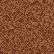 Flame Abstract Decorator Fabric by Duralee