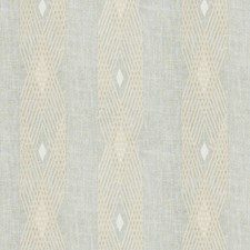 Latte Embroidery Decorator Fabric by Stroheim
