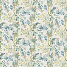 Seaside Floral Decorator Fabric by Fabricut