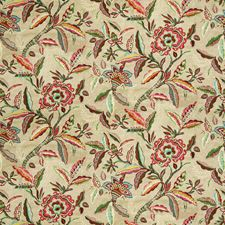 Jubilee Floral Decorator Fabric by Fabricut