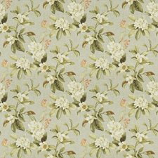 Coral Stone Floral Decorator Fabric by Fabricut