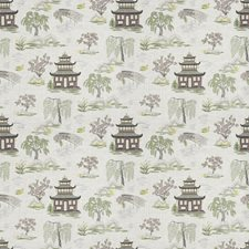 Heather Asian Decorator Fabric by Trend