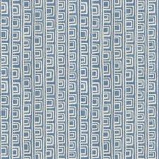Oasis Geometric Decorator Fabric by Fabricut