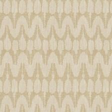 Honey Desert Geometric Decorator Fabric by S. Harris