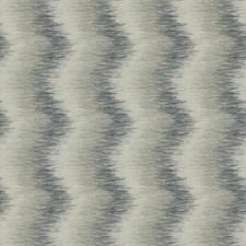 Lapis Geometric Decorator Fabric by Trend