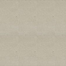 Alabaster Geometric Decorator Fabric by Fabricut