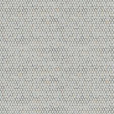 Teal Haze Print Pattern Decorator Fabric by Trend