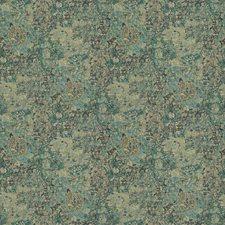 Peacock Asian Decorator Fabric by Fabricut
