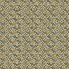 Aspen Gold Leaves Decorator Fabric by Fabricut