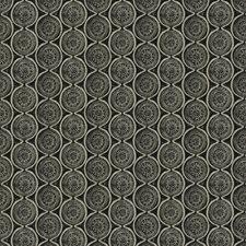 Coal Asian Decorator Fabric by Fabricut