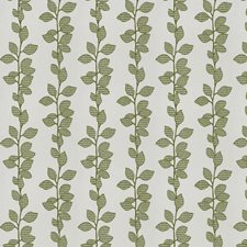 Leaf Embroidery Decorator Fabric by Fabricut