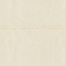 White Embroidery Decorator Fabric by Kravet