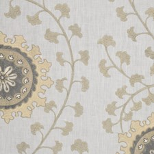 Antique Gold Decorator Fabric by RM Coco