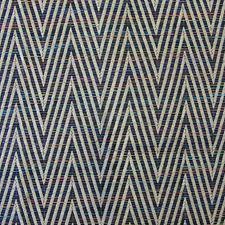Blue Universe Decorator Fabric by Scalamandre
