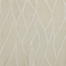Ivory Contemporary Decorator Fabric by Andrew Martin