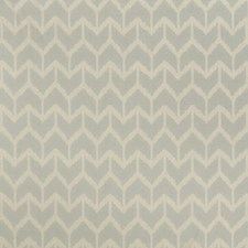 Powder Geometric Decorator Fabric by Andrew Martin