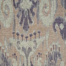 Creme/Beige/Pink Transitional Decorator Fabric by JF
